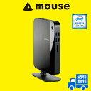 【ポイント10倍】【送料無料】マウスコンピューター デスクトップパソコン [ LM-mini90S-S2-MA ] 【 Windows 10 Home/Core...