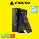 【送料無料】マウスコンピューター デスクトップパソコン 《 LM-iHS320B-MA-SD-AP 》 【 Windows 10 Home/Core i3-71...