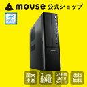 【ポイント10倍】【送料無料】マウスコンピューター デスクトップパソコン 《 LM-iHS320X-SH2-MA 》 【 Windows 10 Home/Core i7-7700 プロセッサー/16G