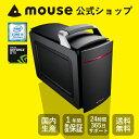 【送料無料/ポイント10倍】マウスコンピューター [デスクトップパソコン/ゲーミング] 《 LG-i310SA3-SH2-MA 》 【 Windows 10 H...
