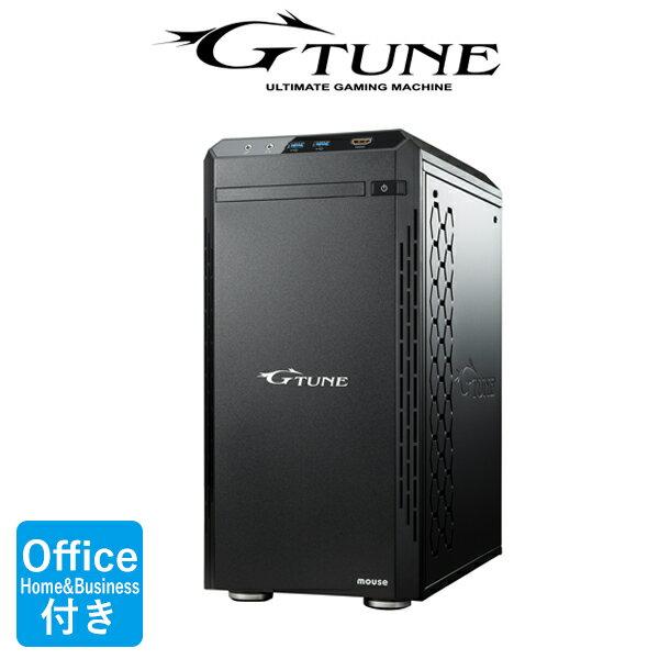 【Officeモデル★2,000円OFFクーポン対象♪】【ポイント10倍♪〜1/21 15時まで】NG-im610GA1-MA-AB ゲーミングPC ゲーム用 デスクトップ パソコン Core i7 8700 16GBメモリ 240GB SSD 2TB HDD GeForce GTX 1070 マカフィー PC BTO カスタマイズ Office付き新品