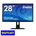 モニター iiyama ProLite B2875UHSU UltraHD 4K2K(3840x2160)解像度対応 28型ワイド液晶 ディスプレイ マーベルブ...