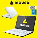 【送料3,000円(税別)込】マウスコンピューター ノートパソコン 《 MB-B502S 》【 Windows 10 Home/Celeron N3450/4G...