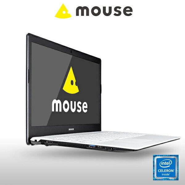 MB-B507E ノートパソコン Windows 10 Celeron N4100 4GB メモリ 240GB SSD 15.6型フルHDグレア液晶 新品 マウスコンピューター