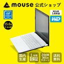 《 MB-B503S 》マウスコンピューター ノートパソコン【 Windows 10 Home/Celeron N3450/8GB メモリ/120GB M.2 ...