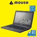 【ポイント10倍】【送料無料】マウスコンピューター ノートパソコン 《 MB-C250S1-S2-MA 》 【 Windows 10 Home/Celeron ...