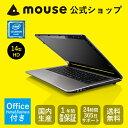 【送料無料/ポイント10倍】 [ノートパソコン] 《 MB-E400SN-S1-MA-AB 》 【 Celeron N3450/4GB メモリ/120GB SSD/14型HD/Microsoft Office付き(Home&Business) 】《新品》