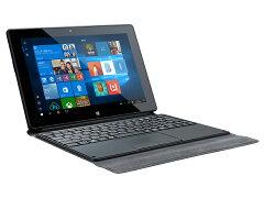 【送料無料】マウスコンピューター[タブレットPC]《MT-WN1003》【Windows10Home/Atomx5-Z8350/2GBメモリ/64GBストレージ/高速無線LAN/着脱式キーボード/Office付き(OfficeMobile)】《新品》