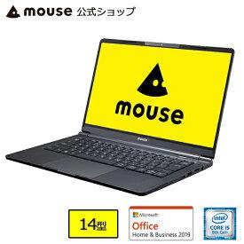 m-Book X400S-A ノートパソコン パソコン 14型 Core i5-8265U 8GB メモリ 256GB M.2 SSD Microsoft Office付き mouse マウスコンピューター PC BTO 新品