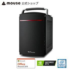 【2000円OFFクーポン対象】【商品ポイント10倍♪】LG-i330SA1-SH2-MA-AP ゲーミングPC ゲーム用 デスクトップ パソコン Core i5-8400 8GB メモリ 240GB SSD 1TB HDD GeForce GTX 1060 Microsoft Office付き mouse マウスコンピューター PC BTO 新品