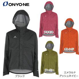 オンヨネ レインジャケット ディガージャックライト ONYONE DIGGER JACK(LIGHT) 雨具 レイン キャンプ アウトドア