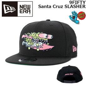 帽子 キャップ cap メンズ レディース ニューエラ NEW ERA 9FIFTY Santa Cruz サンタクルーズ ブラック あす楽