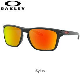 オークリー サングラス 偏光 サイラス OAKLEY SYLAS フレーム Black Ink レンズ Prizm Ruby Polarized oky-sun あす楽