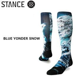 スタンス スノーボードソックス STANCE BLUE YONDER SNOW メール便配送