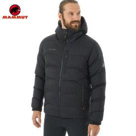 マムート MAMMUT エクセロン イン フーデッドジャケット アジアンフィット Xeron IN Hooded Jacket AF Men カラー:ブラック