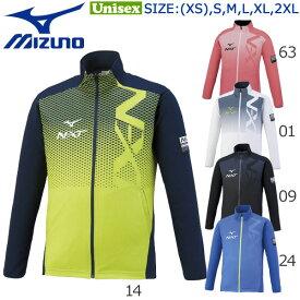 スポーツウェア クロスティック MIZUNO ミズノ N-XT ウォームアップジャケット トレーニングウェア