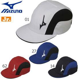 サッカー専用 帽子 ミズノ MIZUNO ヘディングサポート付 ソーラーカット ジュニア キャップ 熱中症対策