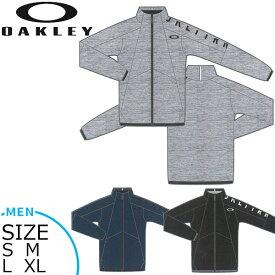 トレーニングウェア ジャージ ジャケット オークリー OAKLEY Enhance Tech Jersey Jacket 10.0 長袖 あす楽 oky-wea