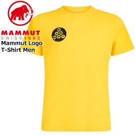 マムート マムートロゴTシャツ カラー:1263/freesia PRT3 MAMMUT Mammut Logo T-Shirt Men freesia PRT3 MAMMUT_2020SS メール便配送
