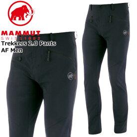 マムート トレッカー2.0 パンツ カラー:0001 MAMMUT Trekkers 2.0 Pants AF Men