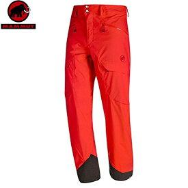 マムート MAMMUT Stoney HS Pants Men 3445Spicy スキーパンツ 旧モデルあす楽