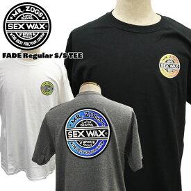 サーフィン SEXWAX FADE Regular S/S TEE セックスワックス Tシャツ メール便配送