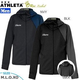 サッカーウェア アスレタ ATHLETA ライトウォームソフトシェル ジャケット フットサル ath-20aw