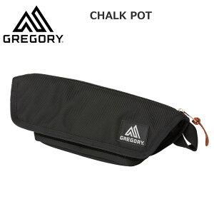 【ストアポイントアップデー】/グレゴリー GREGORY チョークポット HDナイロン CHALK POT BAL.-BLACK BALLISTIC (grep20)