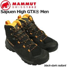 マムート サプエン ミッド ゴアテックス カラー:00132 MAMMUT Sapuen High GTX Men