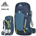 GREGORY(グレゴリー) 新ロゴマーク! ZULU 40 Mサイズ NAVY BLUE ズール40 ネイビーブルー Mサイズ /684351598 (tp1...