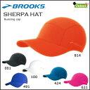 ランニングキャップ ユニセックス ブルックス BROOKS SHERPA HAT シェルパ ハット【rn-60】■即出荷 あす楽■