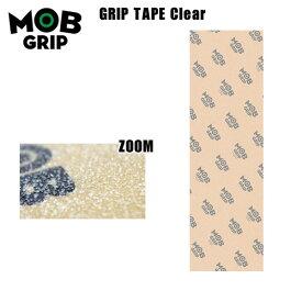 d7d8a134efa MOB GRIP(モブグリップ) GRIP TAPE 10 x33 クリアー SK8 デッキテープ