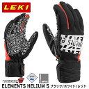 LEKI【レキ】ELEMENTS HELIUM S グローブ スキー手袋