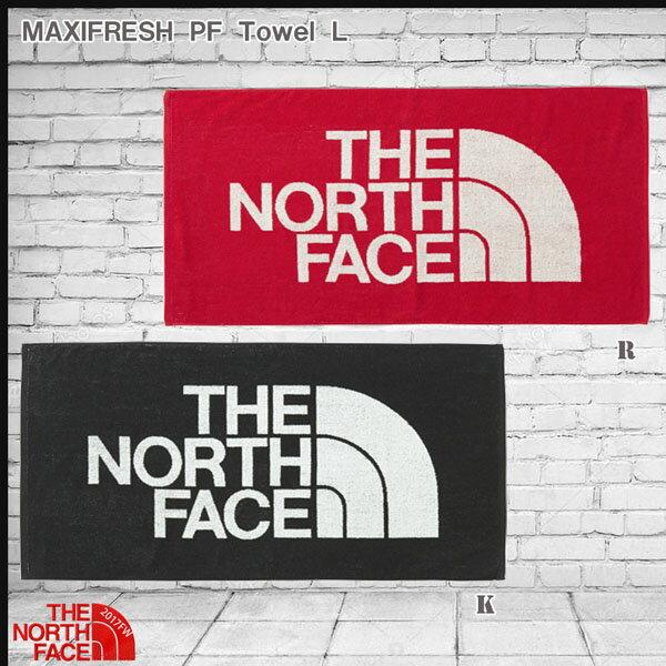 ザ・ノース・フェイス THE NORTH FACE マキシフレッシュ パフォーマンスタオルL THE NORTH FACE MXFESH PF TOWEL L (TNF_2018SS)