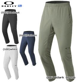 スポーツウェア トレーニングウェア メンズ パンツ オークリー OAKLEY ENHANCE グラフィック ウインドウォームパンツ7.3 02 oky-old ss-sw50