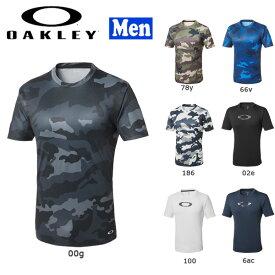 オークリー Tシャツ OAKLEY 3RD-G SS O-FIT TEE 1.7 スポーツウェア oky-wea