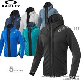 スポーツウェア シンクロニズムジャケット メンズ オークリー OAKLEY 3RD-G ZERO SYNCHRONISM JACKET 2.0 oky-19ss