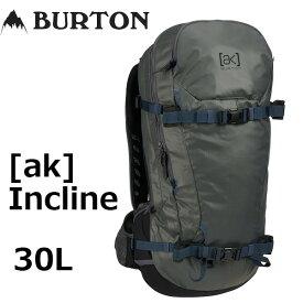 バックパック デイバッグ リュック 19SS BURTON バートンAK INCLINE 30L PACK AKインクライン30 あす楽