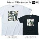 アパレル カジュアル Tシャツ メンズ ニューエラ NEW ERA コットン ポリエステル 半袖 Botanical S/S Performance Tee…