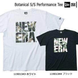 アパレル カジュアル Tシャツ メンズ ニューエラ NEW ERA コットン ポリエステル 半袖 Botanical S/S Performance Tee (あす楽)