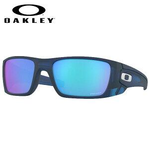 オークリー サングラス OAKLEY FUEL CELL フューエルセル MATTE TRANSLUCENT BLUE/prizm sapphire
