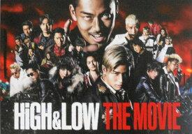 【映画パンフレット】 『HiGH&LOW THE MOVIE』 出演:AKIRA.登坂広臣.岩田剛典