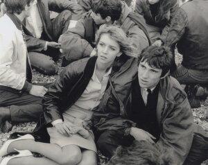 さらば青春の光 フィルダニエルズ レズリーアッシュ Quadrophenia 映画 写真 輸入品 8x10インチサイズ 約20.3x25.4cm