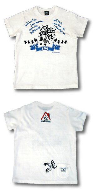 THE KING OF GAMES【G&Wシリーズ EGG-Tシャツ(海外Ver.)】