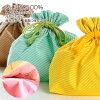 最近午餐束帶午餐袋絕緣的午餐袋、 拉繩袋包午餐袋拉繩袋午飯拉繩午餐袋