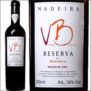 【よりどり6本以上送料無料】〔バーベイト〕VB ヴェルデーリョ/ブアル 【マデイラ】【食後酒】