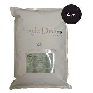 アーガイルディッシュ ドッグフード グレヴィレアアダルト-4kg