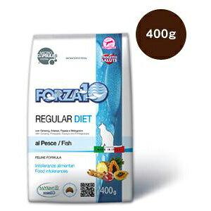 フォルツァ10 CAT Forza10 レギュラーダイエット フィッシュ-400g