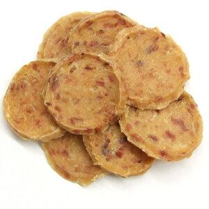 POCHI(ポチ) 堅焼きサラミ ささみ&鶏とさか 8枚 犬のおやつ トリーツ ジャーキー