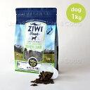 ジウィピーク ziwi エアドライ ドッグフード トライプ&ラム 1kg 【全品送料無料】